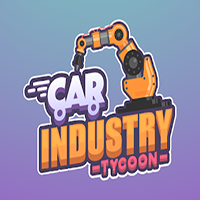 Car Industry Tycoon - Idle Car Factory Simulator