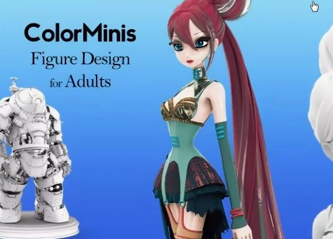 ColorMinis Collection