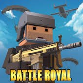 Pixels battle royale