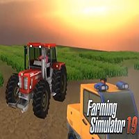 Farming Simulator 19: Real Tractor Farming Game