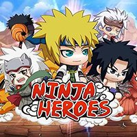 Ninja Heroes - Storm Battle: best anime RPG