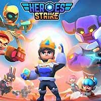 Heroes Strike Offline - MOBA & Battle Royale
