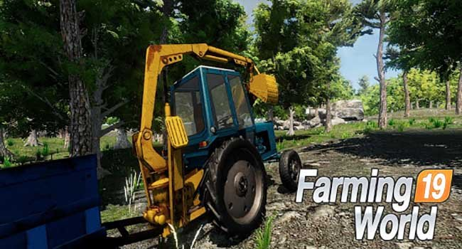Farming World Pro 2019